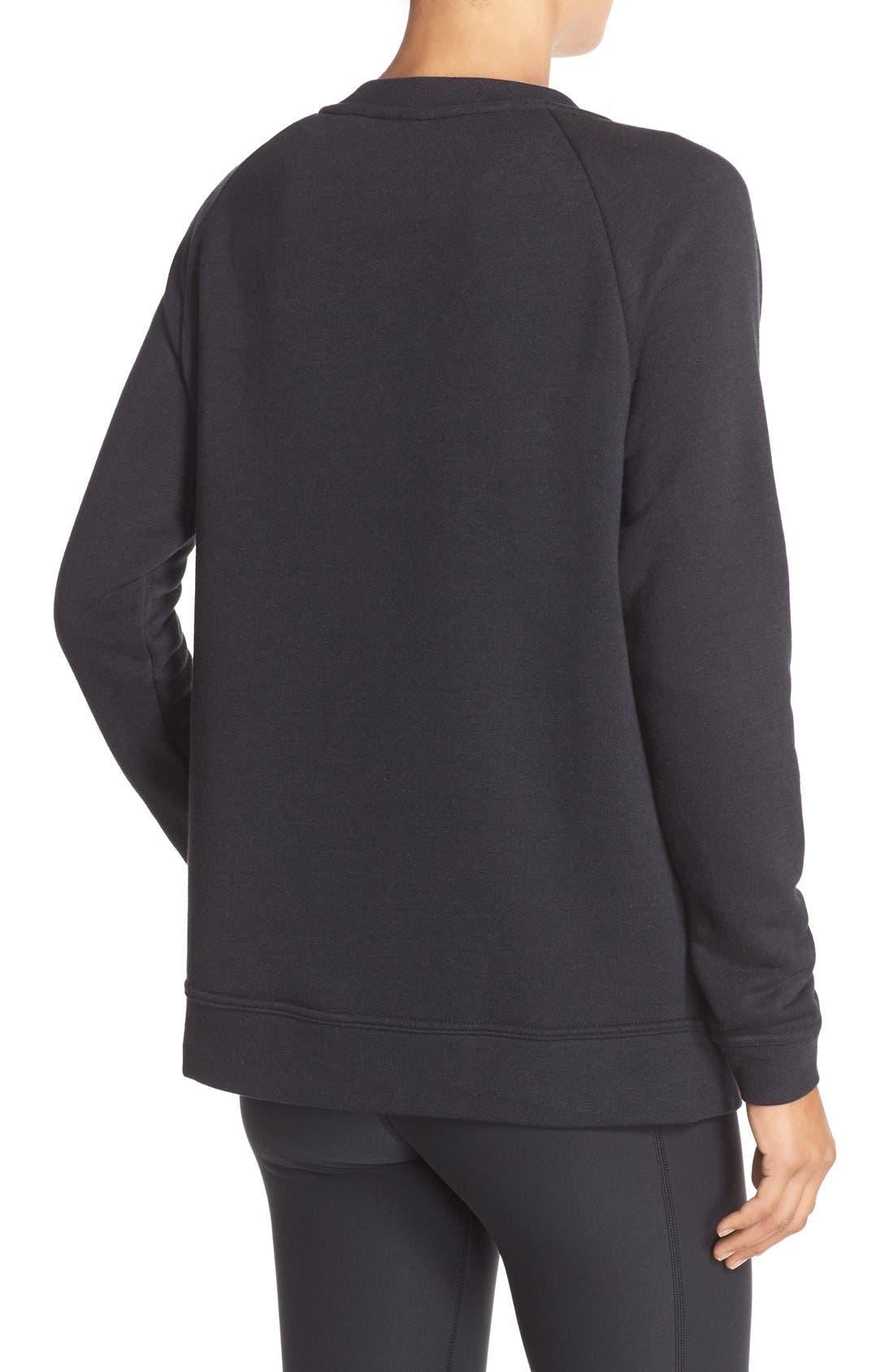 Alternate Image 2  - Nike Modern Sweatshirt
