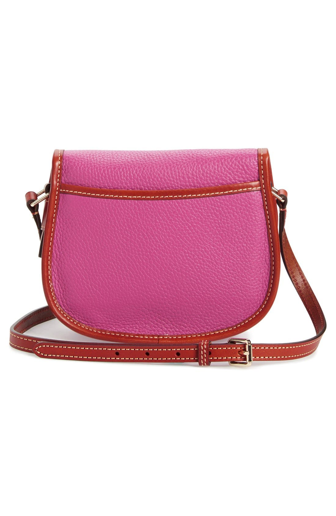 Alternate Image 3  - Dooney & Bourke 'Hallie' Leather Crossbody Bag
