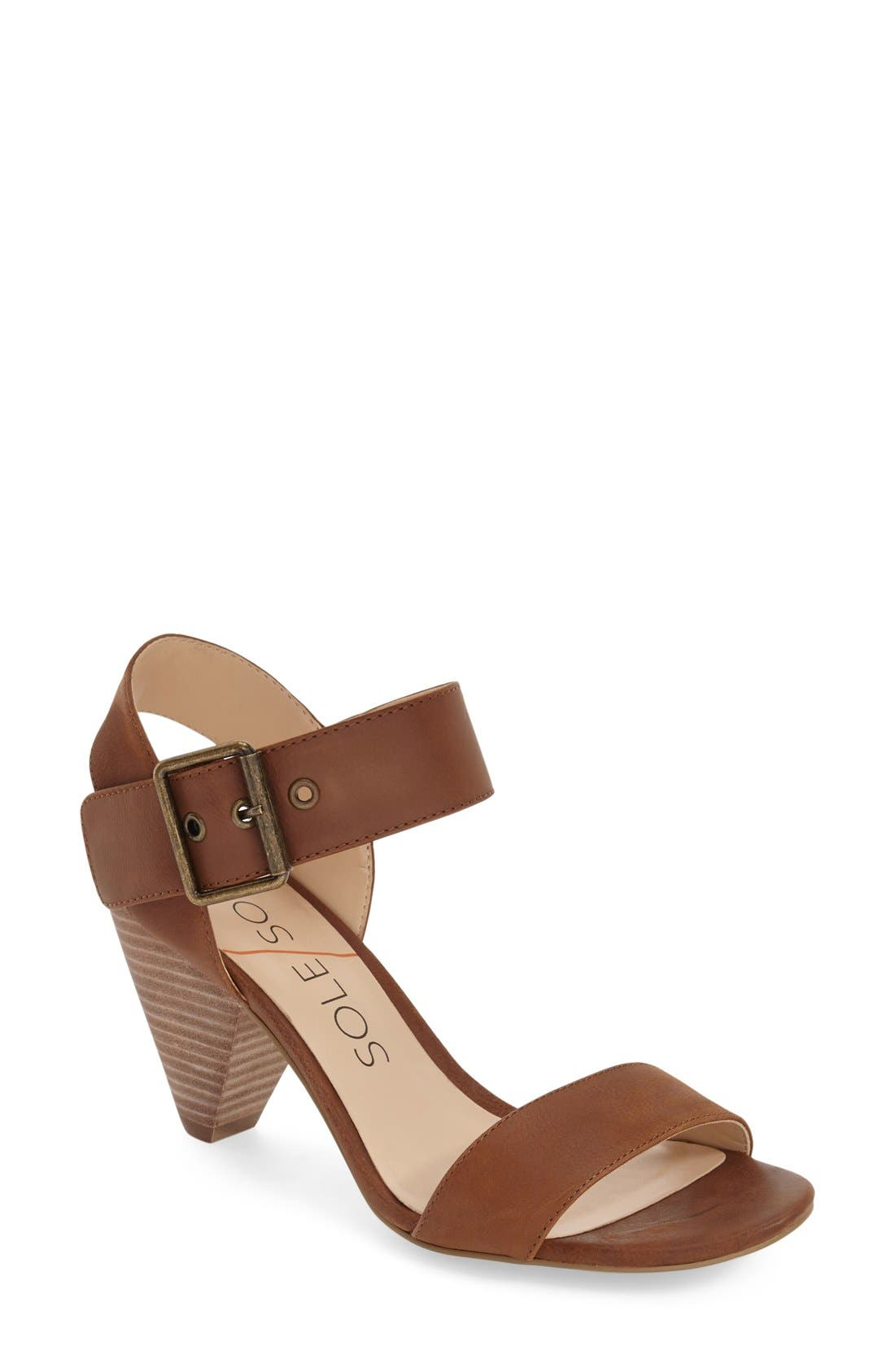 Alternate Image 1 Selected - Sole Society 'Missy' Sandal (Women)