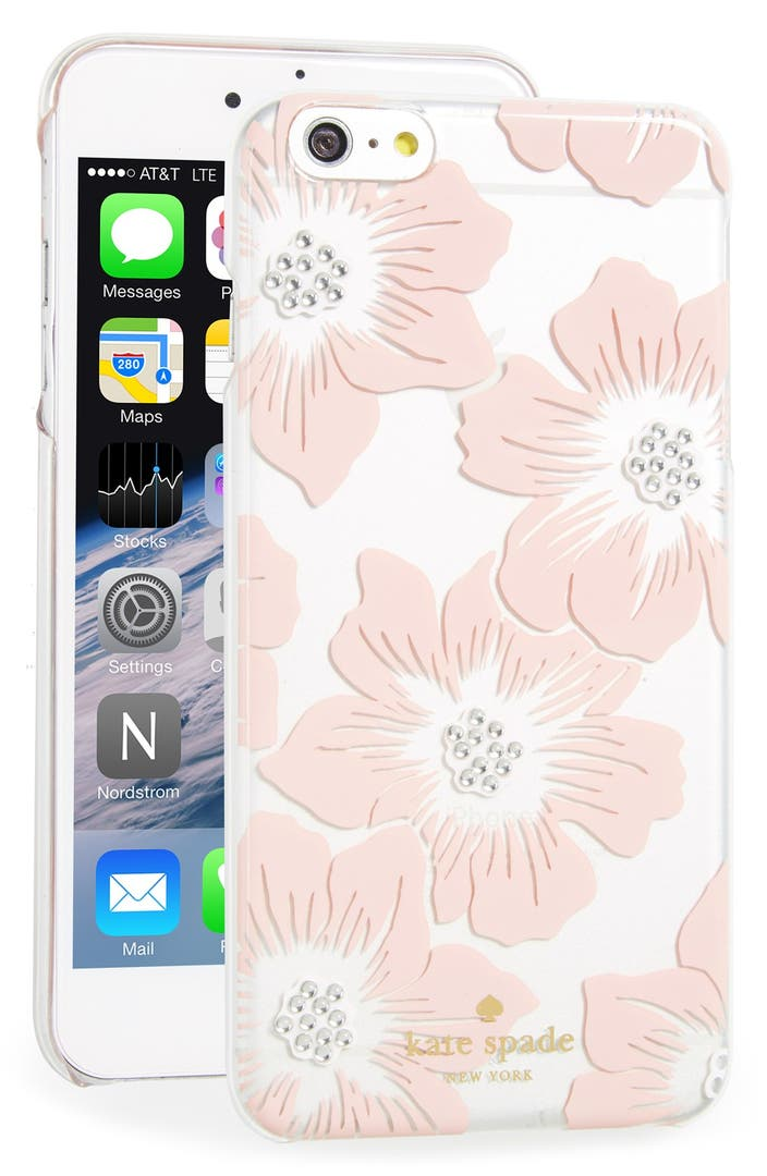 Kate Spade Hollyhock Iphone  Plus Case