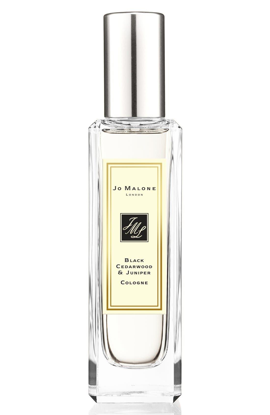 Jo Malone London™ Black Cedarwood & Juniper Cologne (1 oz.)