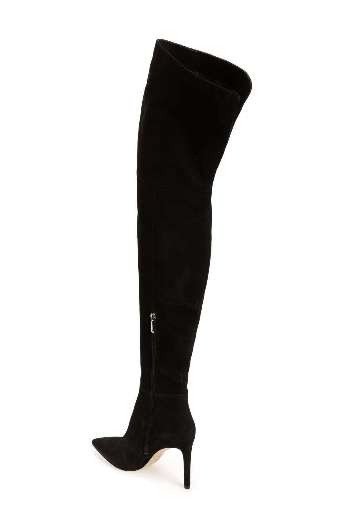 Alternate Image 2  - Sam Edelman Bernadette Over the Knee Boot (Women)