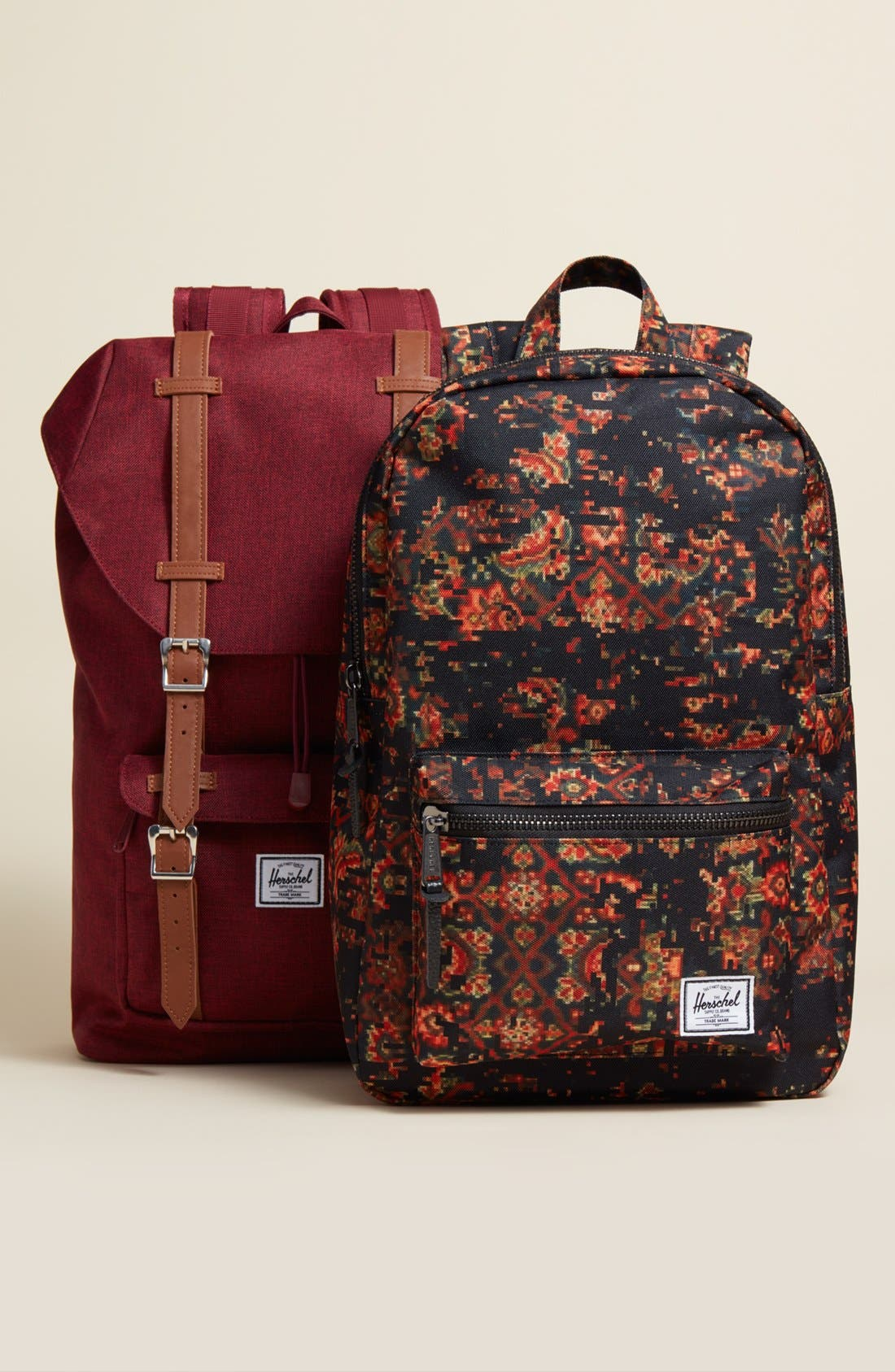 Alternate Image 7  - Herschel Supply Co. Little America - Mid Volume Backpack
