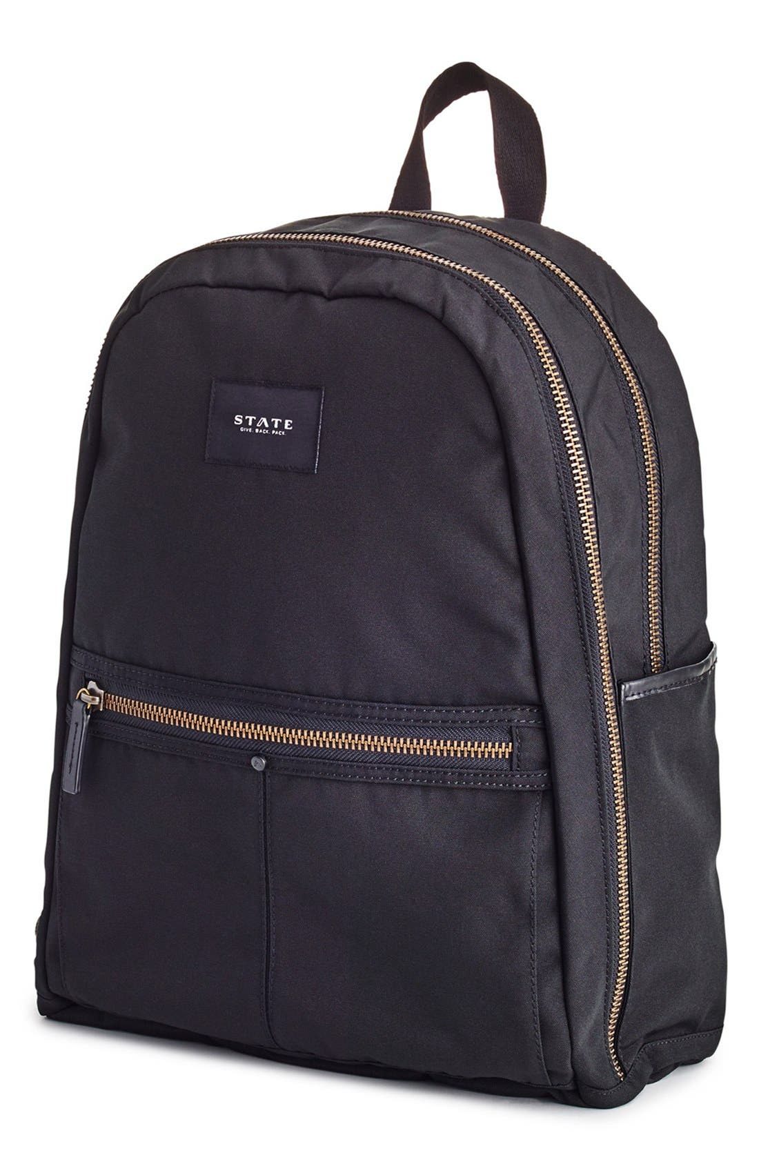 Alternate Image 5  - STATE Bags 'Union' Water Resistant Backpack