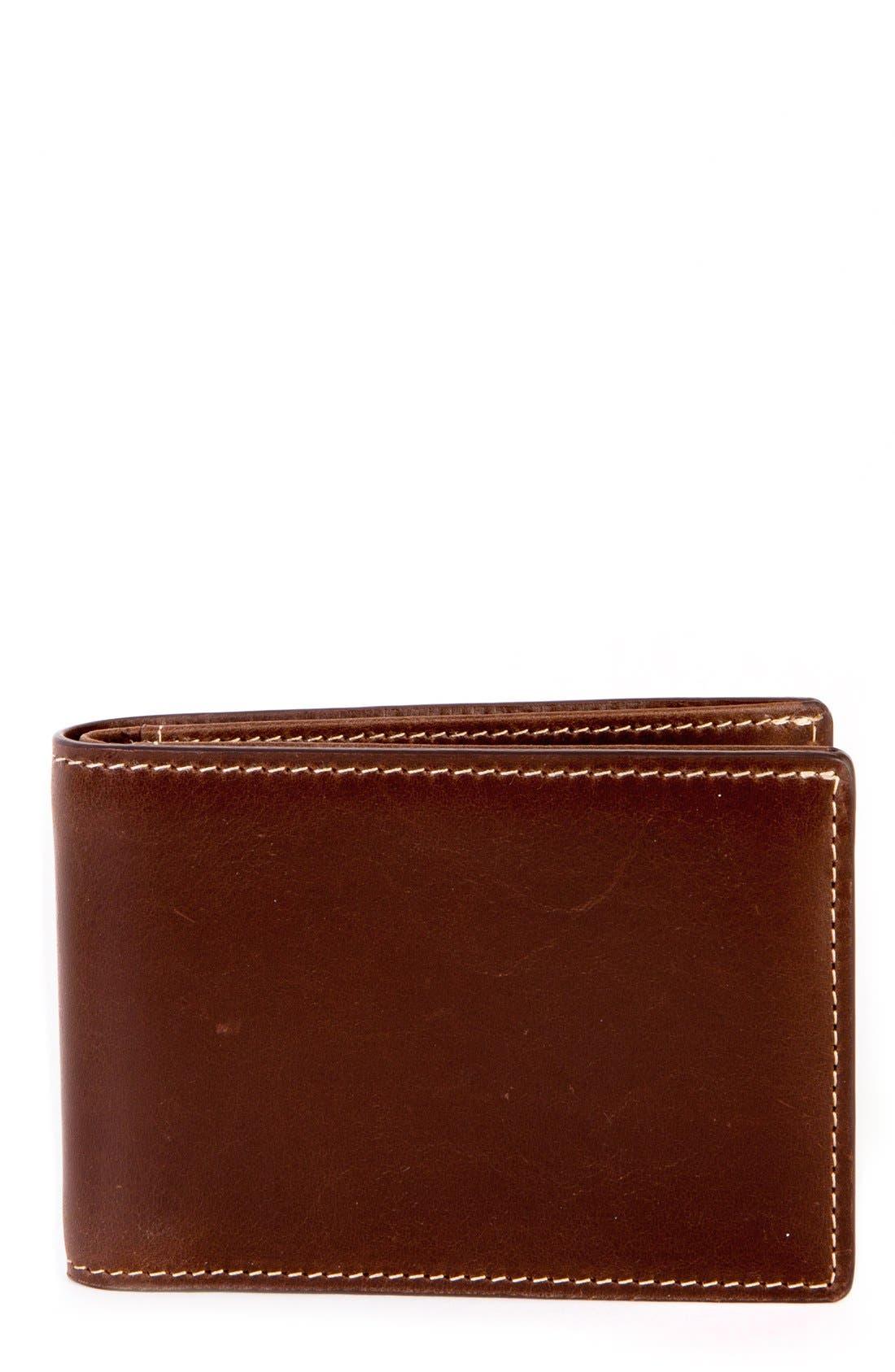 BOCONI Bryant Leather RFID Wallet