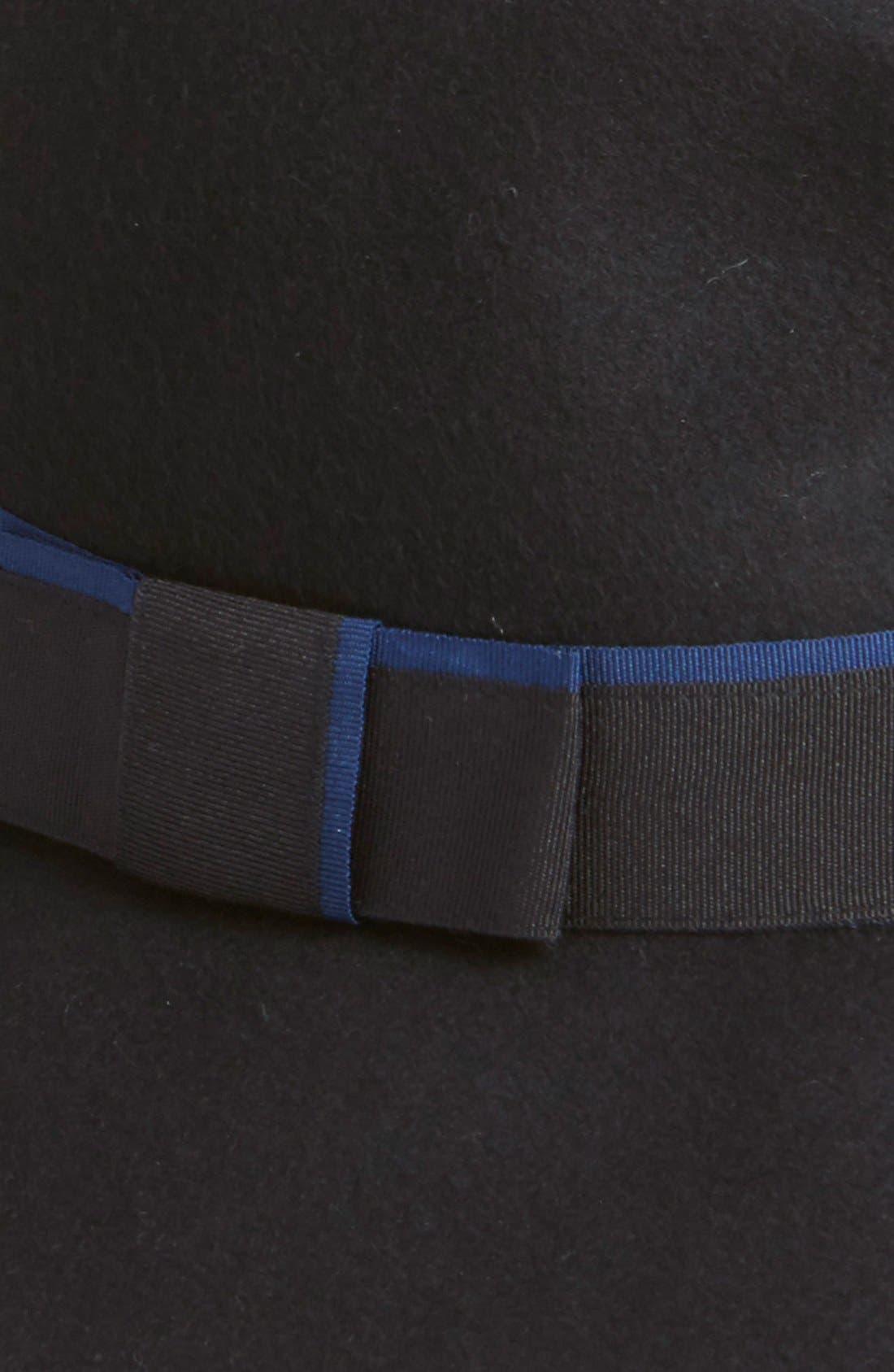 Alternate Image 2  - Phase 3 Double Banded Wool Fedora