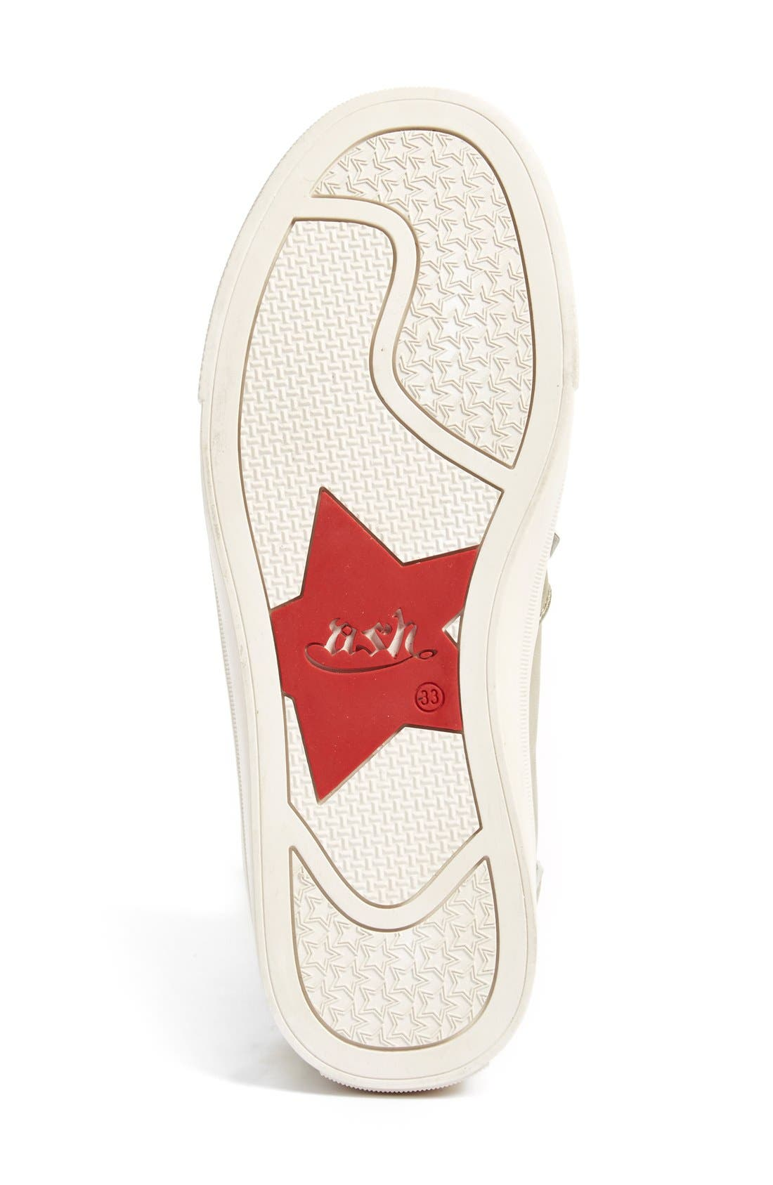 Alternate Image 4  - Ash 'Lynn Clodi' Slip-On Sneaker (Little Kid & Big Kid)
