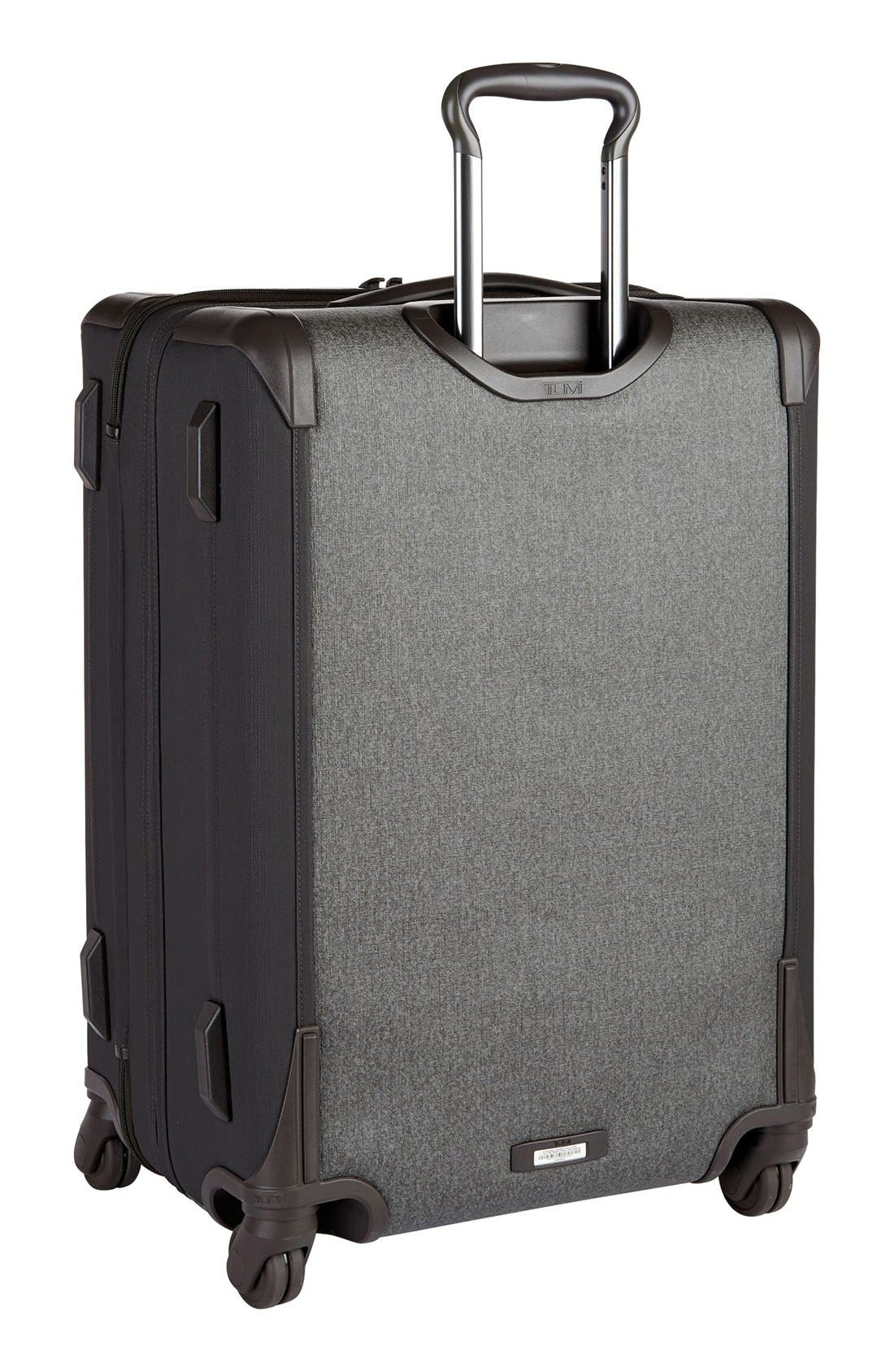 Alpha 2 Short Trip 26-Inch Rolling Four Wheel Packing Case,                             Alternate thumbnail 3, color,                             Earl Grey