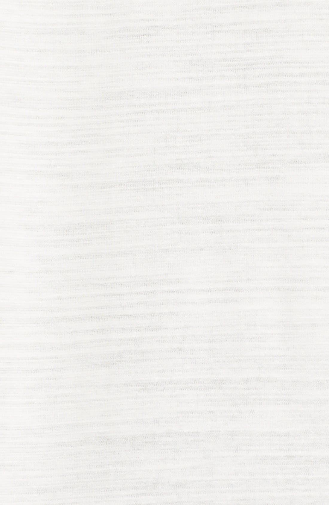 Alternate Image 5  - John Varvatos Collection Slub Pima Cotton T-Shirt