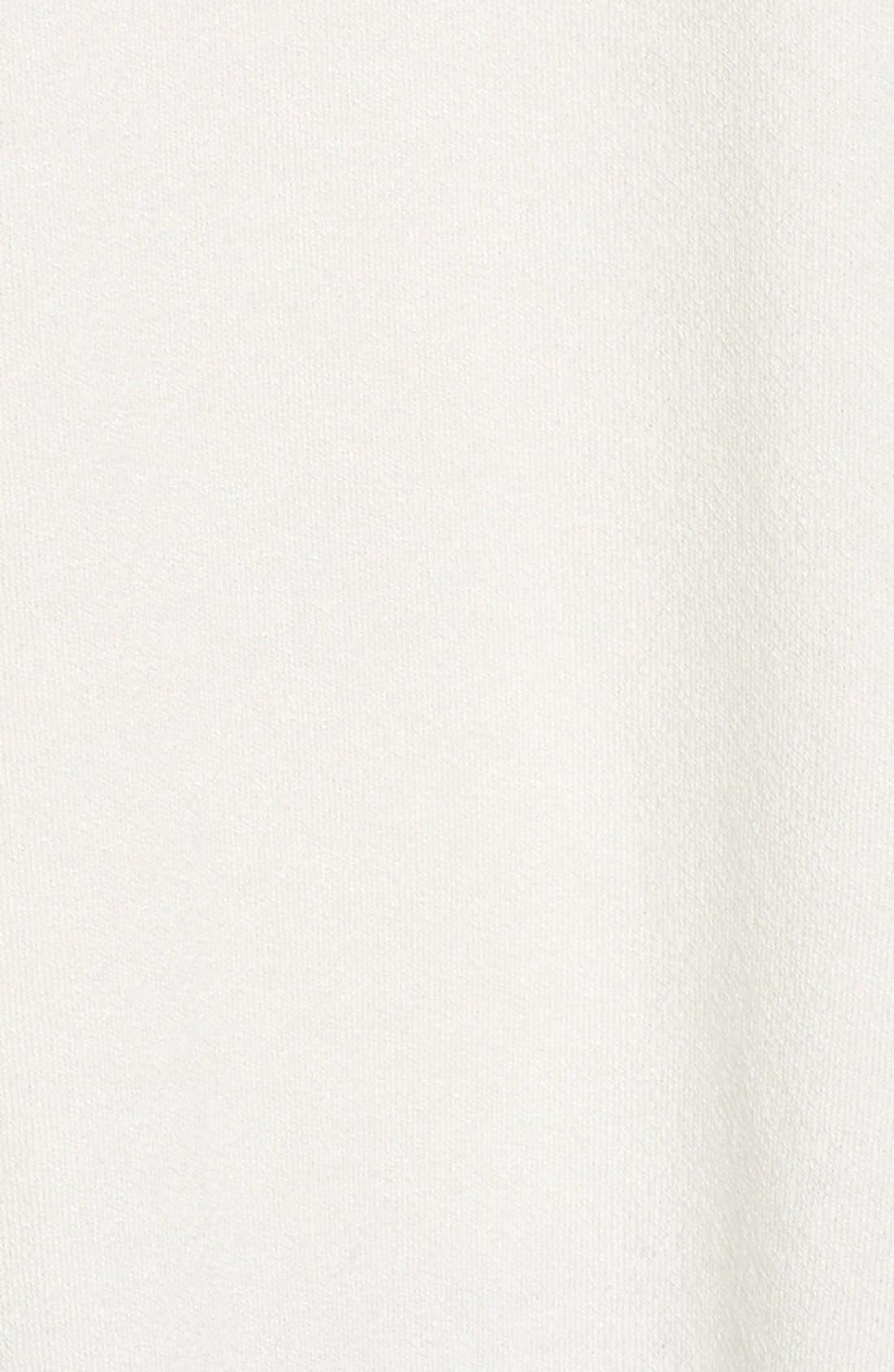 Alternate Image 5  - Bobeau Cold Shoulder Short Sleeve Top