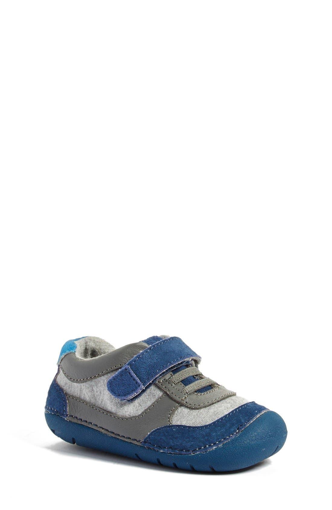 Main Image - Tucker + Tate 'Quinn' Sneaker (Baby & Walker)