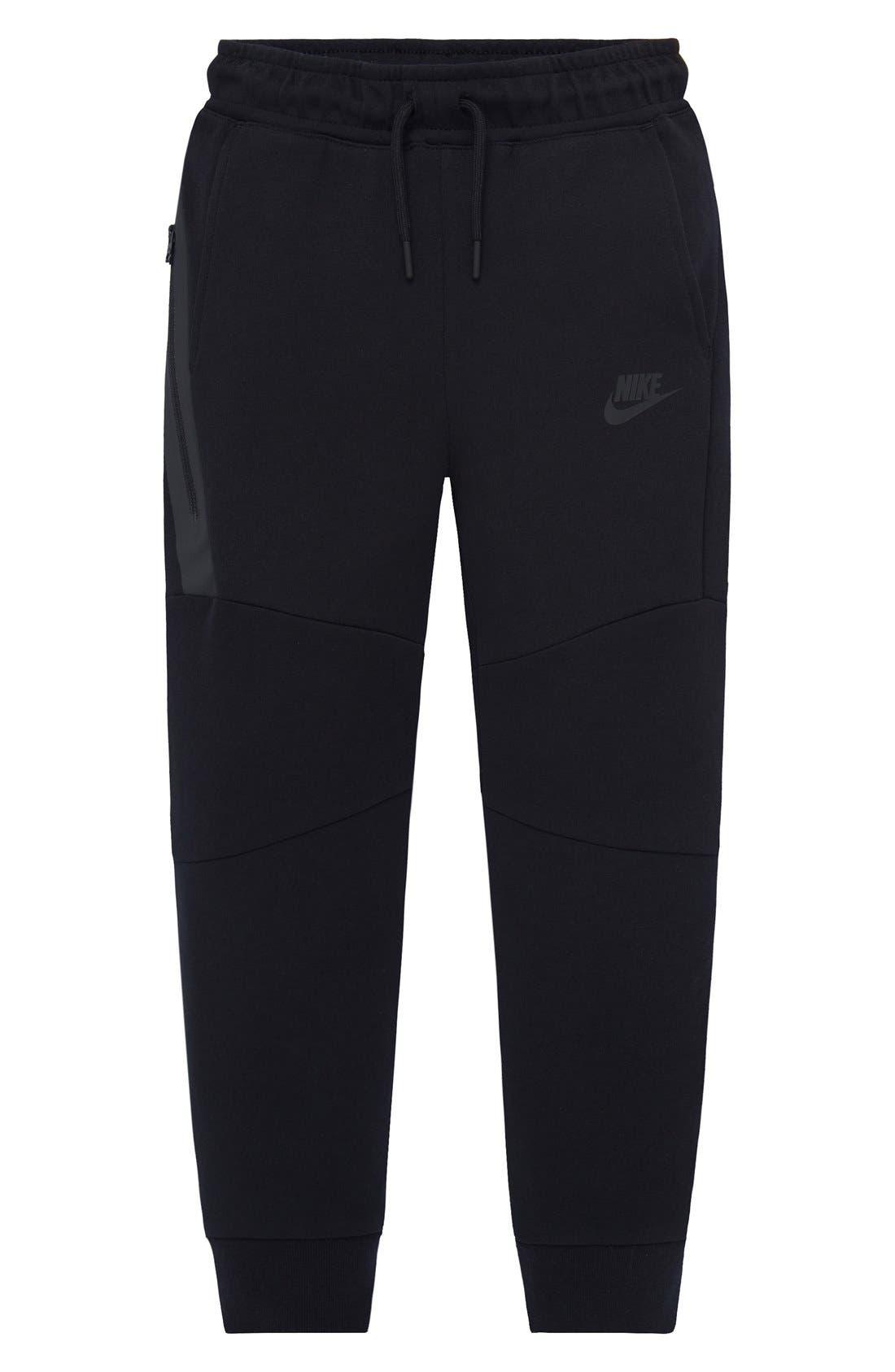 Nike Tech Fleece Sweatpants (Little Boys)