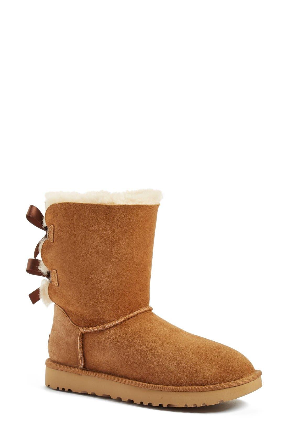 Alternate Image 1 Selected - UGG® 'Bailey Bow II' Boot (Women)