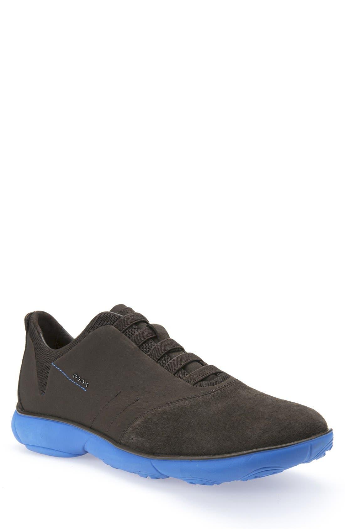 Main Image - Geox 'Nebula 24' Slip-On Sneaker (Men)