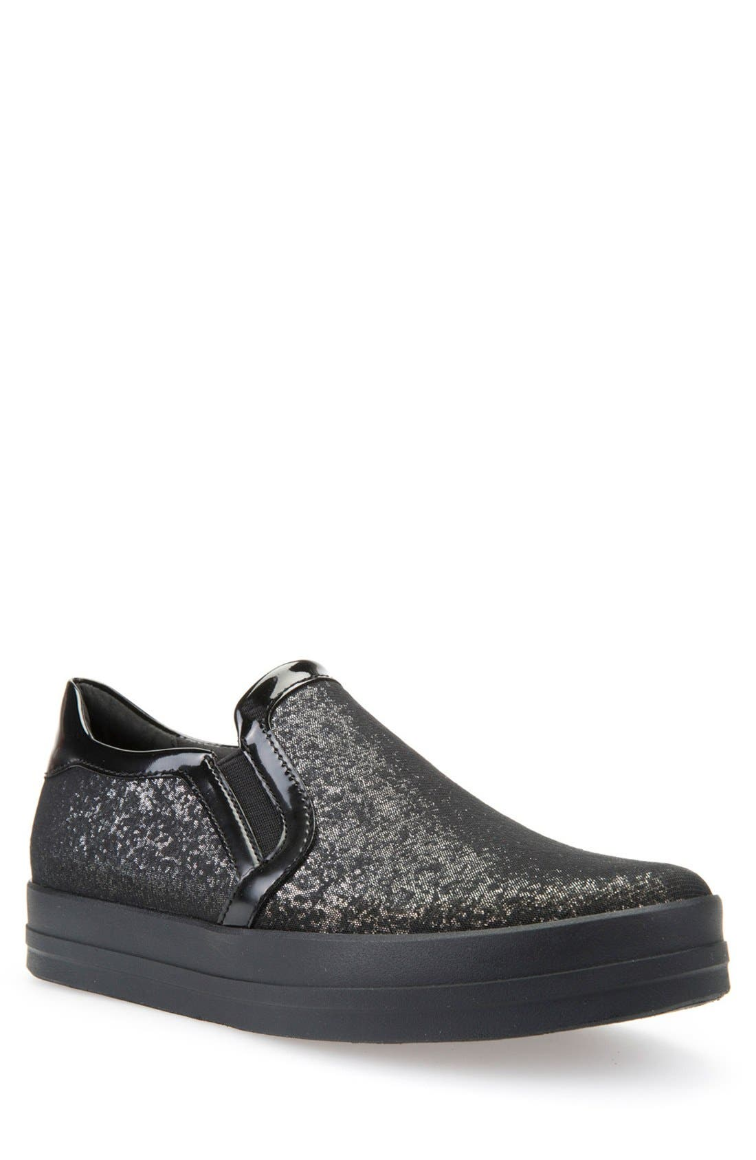 Geox 'Hidence' Slip-On Sneaker (Women)