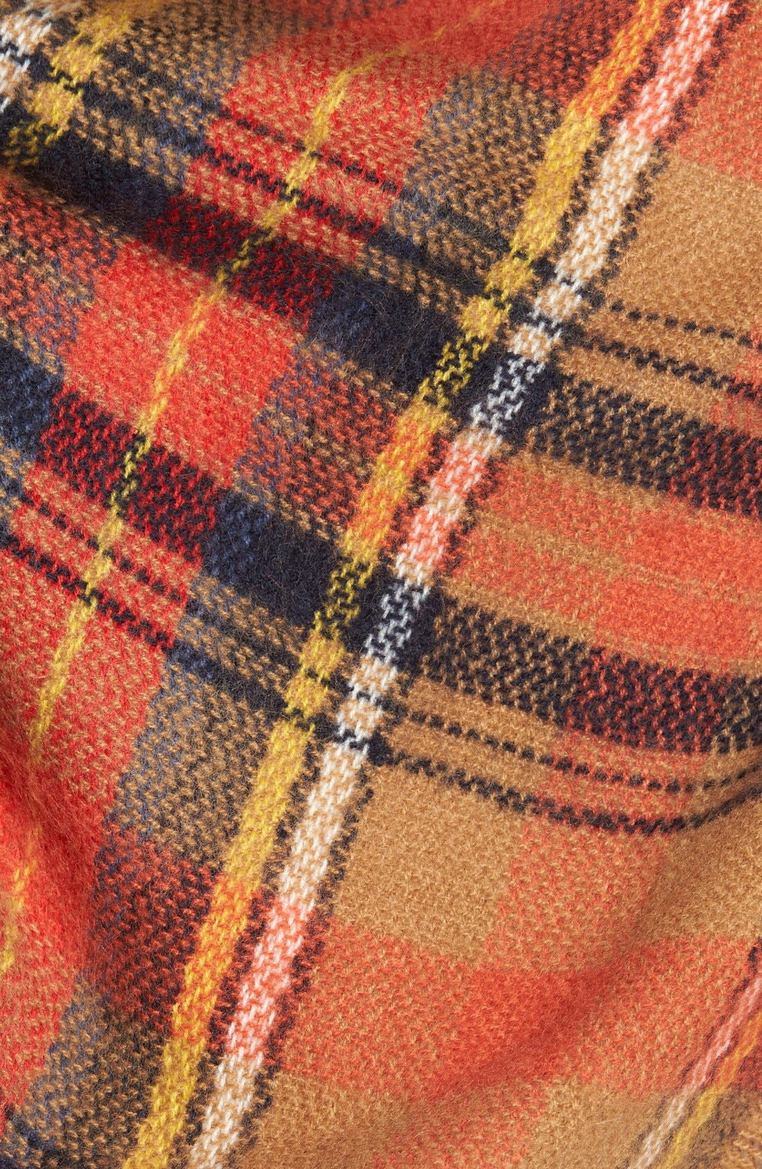 Alternate Image 4  - BP. 'Autumn' Plaid Scarf