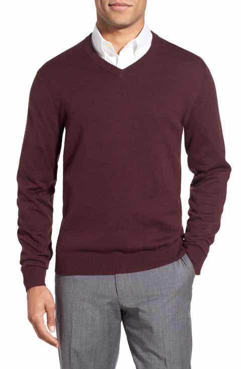 Men's Nordstrom Red Sweaters | Nordstrom