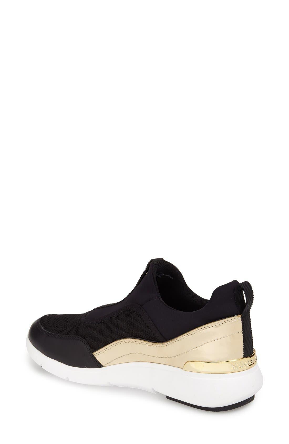 Alternate Image 2  - MICHAEL Michael Kors 'Ace' Sneaker (Women)