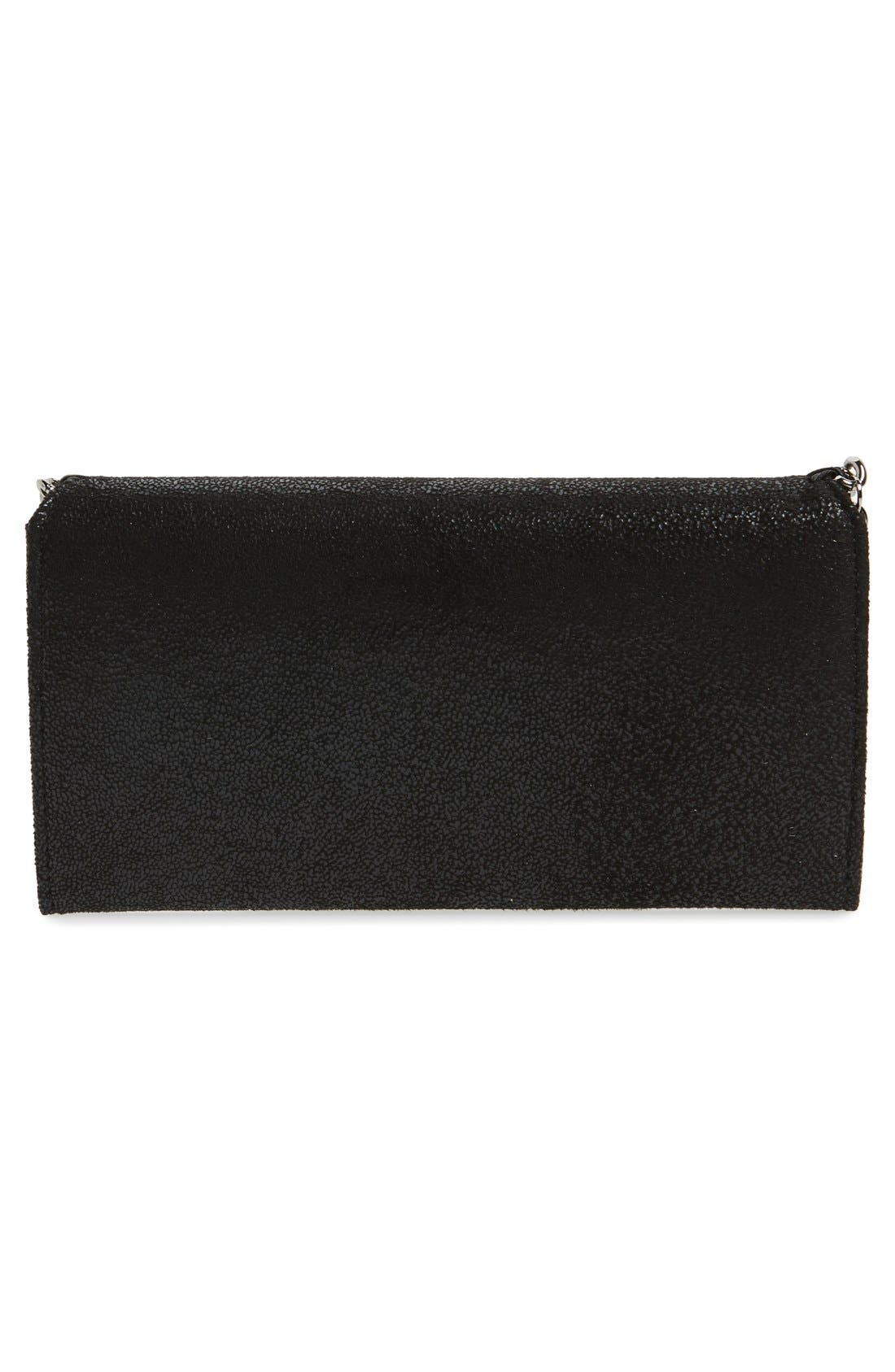 Alternate Image 4  - Stella McCartney 'Falabella - Rainbow POP' Faux Leather Continental Wallet