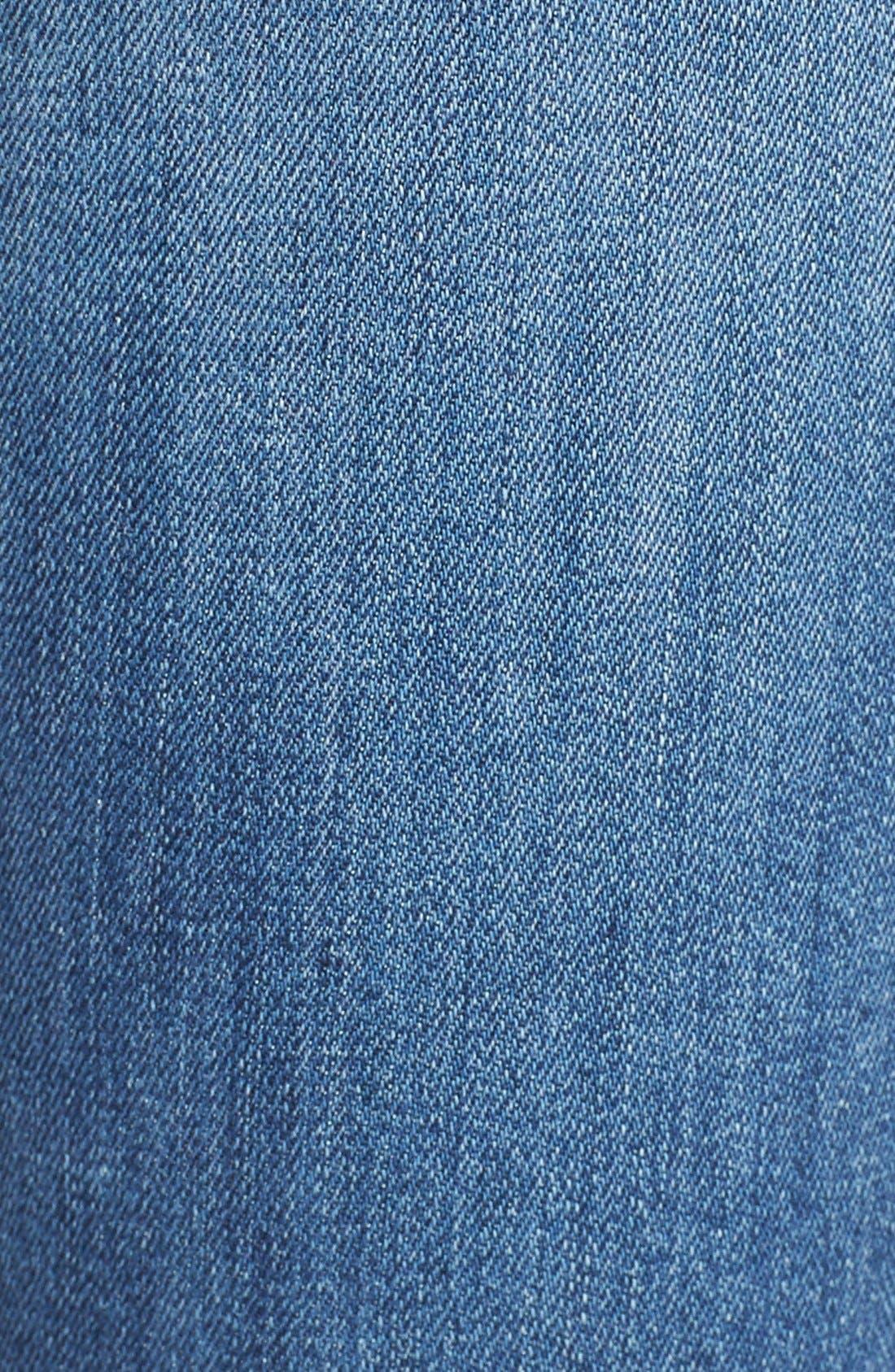 'Jax' Slim Boyfriend Jeans,                             Alternate thumbnail 5, color,                             Skip
