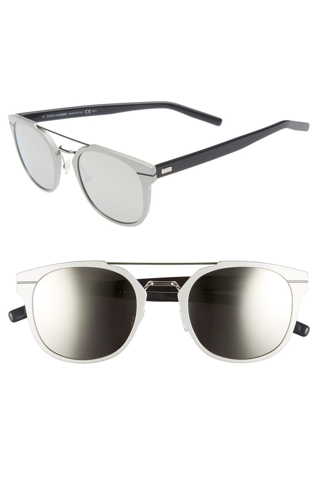 Alternate Image 1 Selected - Dior Homme 'AL 13.5S' 52mm Sunglasses
