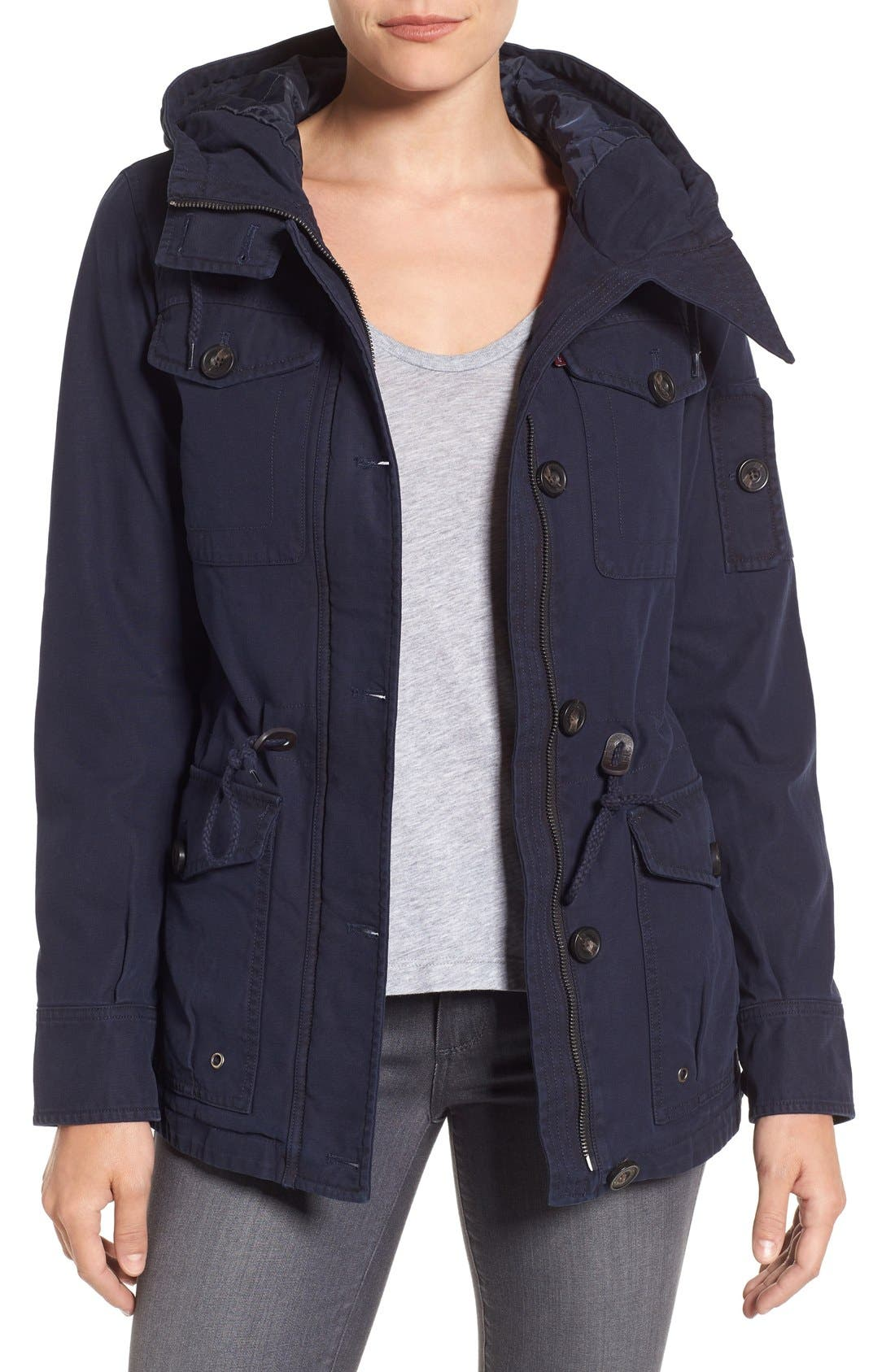 Levi's® Cotton Twill Utility Jacket