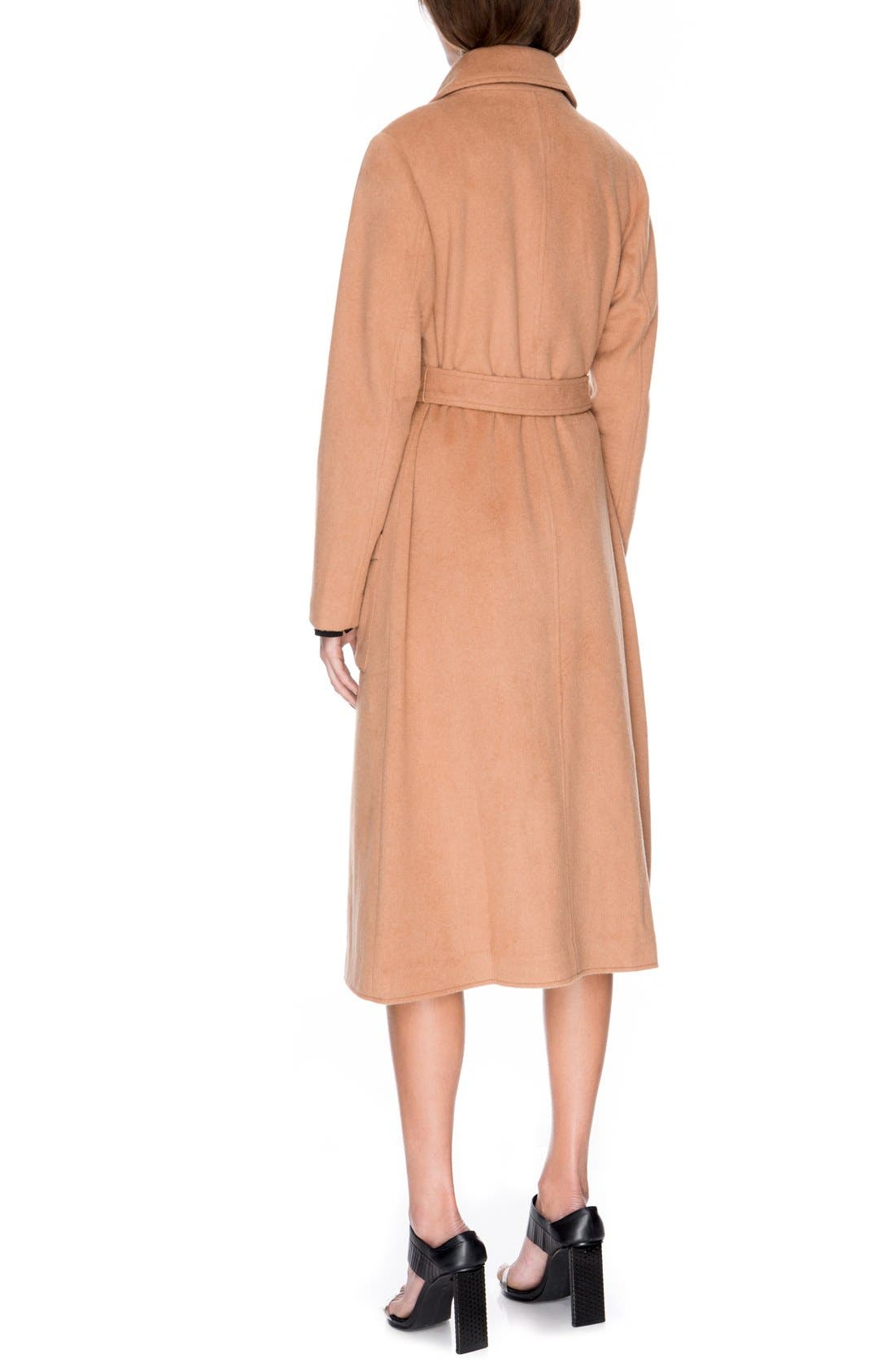 Alternate Image 3  - C/MEO Collective 'The Glory' Wool Blend Trench Coat