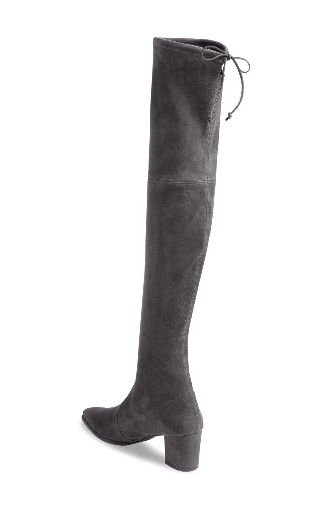 Alternate Image 2  - Stuart Weitzman Thighland Over the Knee Boot (Women)