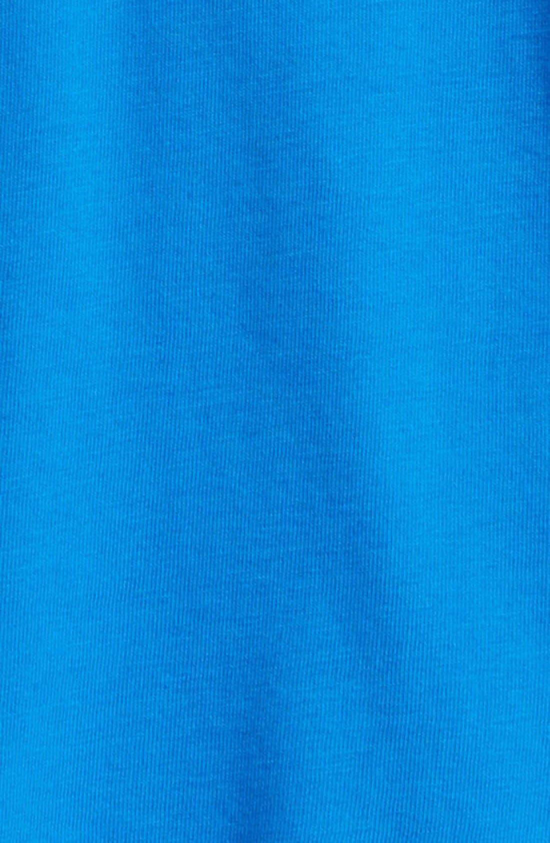 Alternate Image 2  - Burberry 'Palmer' Long Sleeve Polo (Toddler Boys)