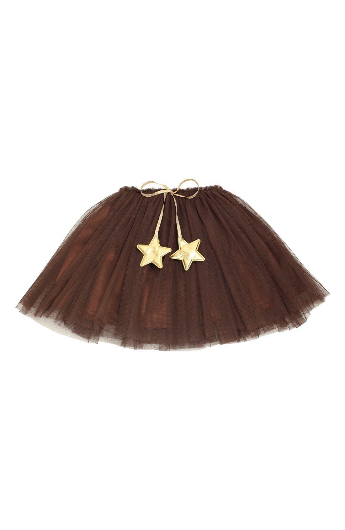 Star Tutu,                         Main,                         color, Brown