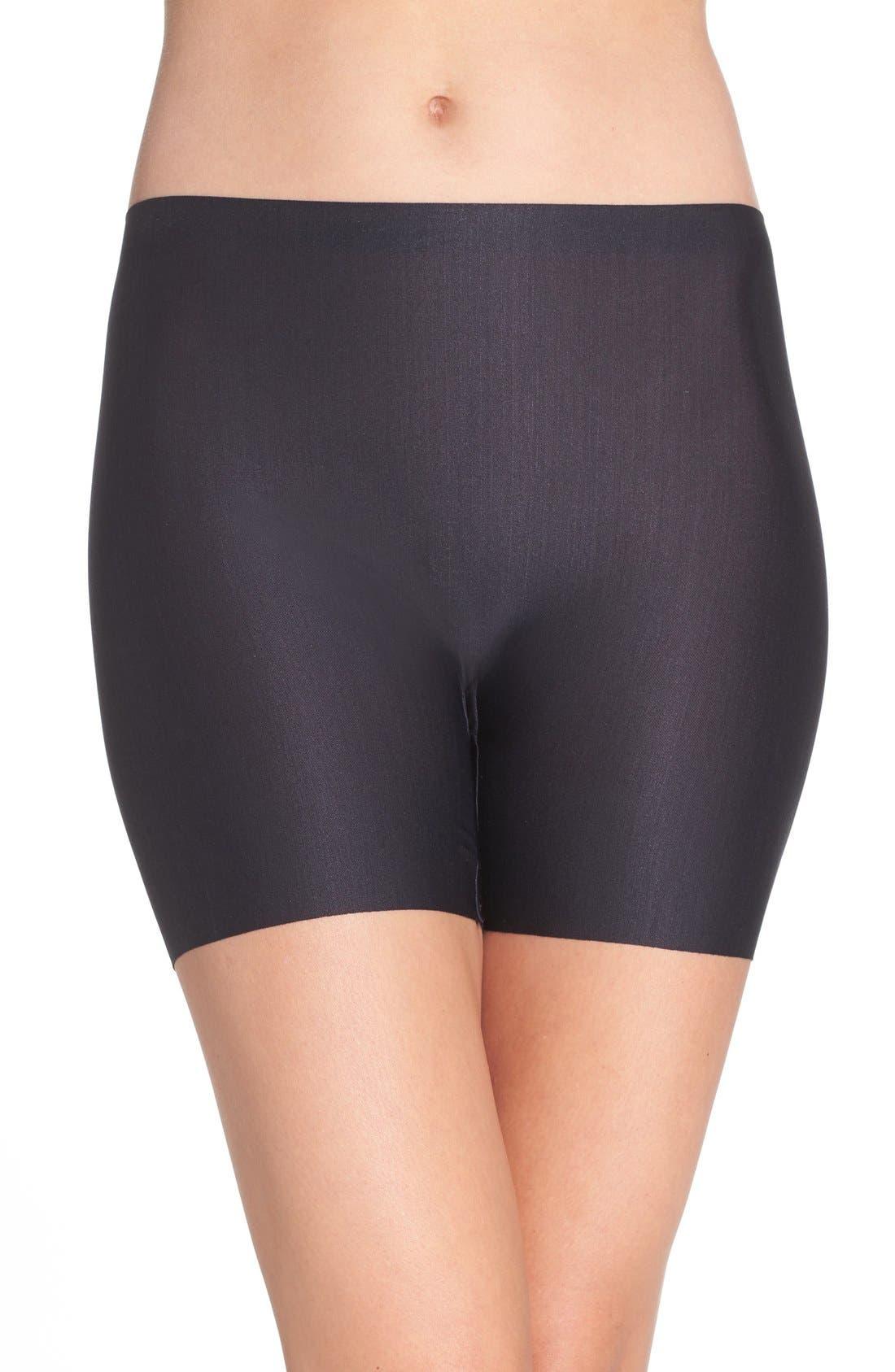 Body Base Smoothing Shorts,                             Main thumbnail 1, color,                             Black