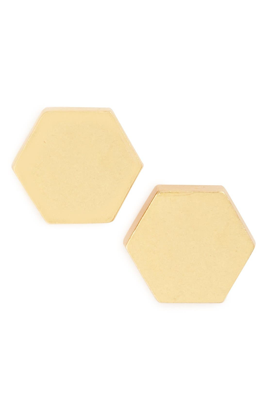 Main Image - Madewell Shape Study Earrings