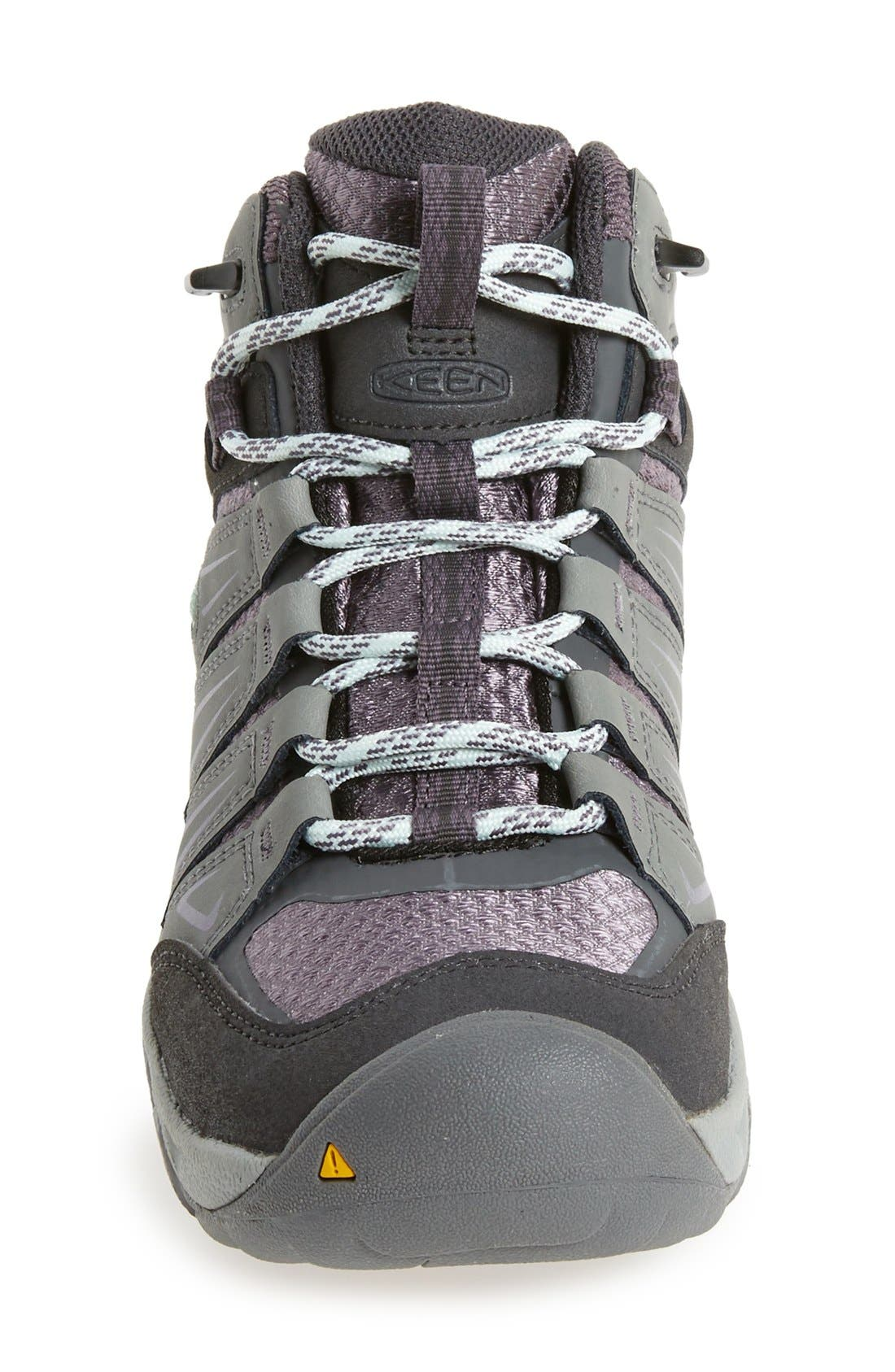 Alternate Image 3  - Keen 'Oakridge' Waterproof Hiking Boot (Women)