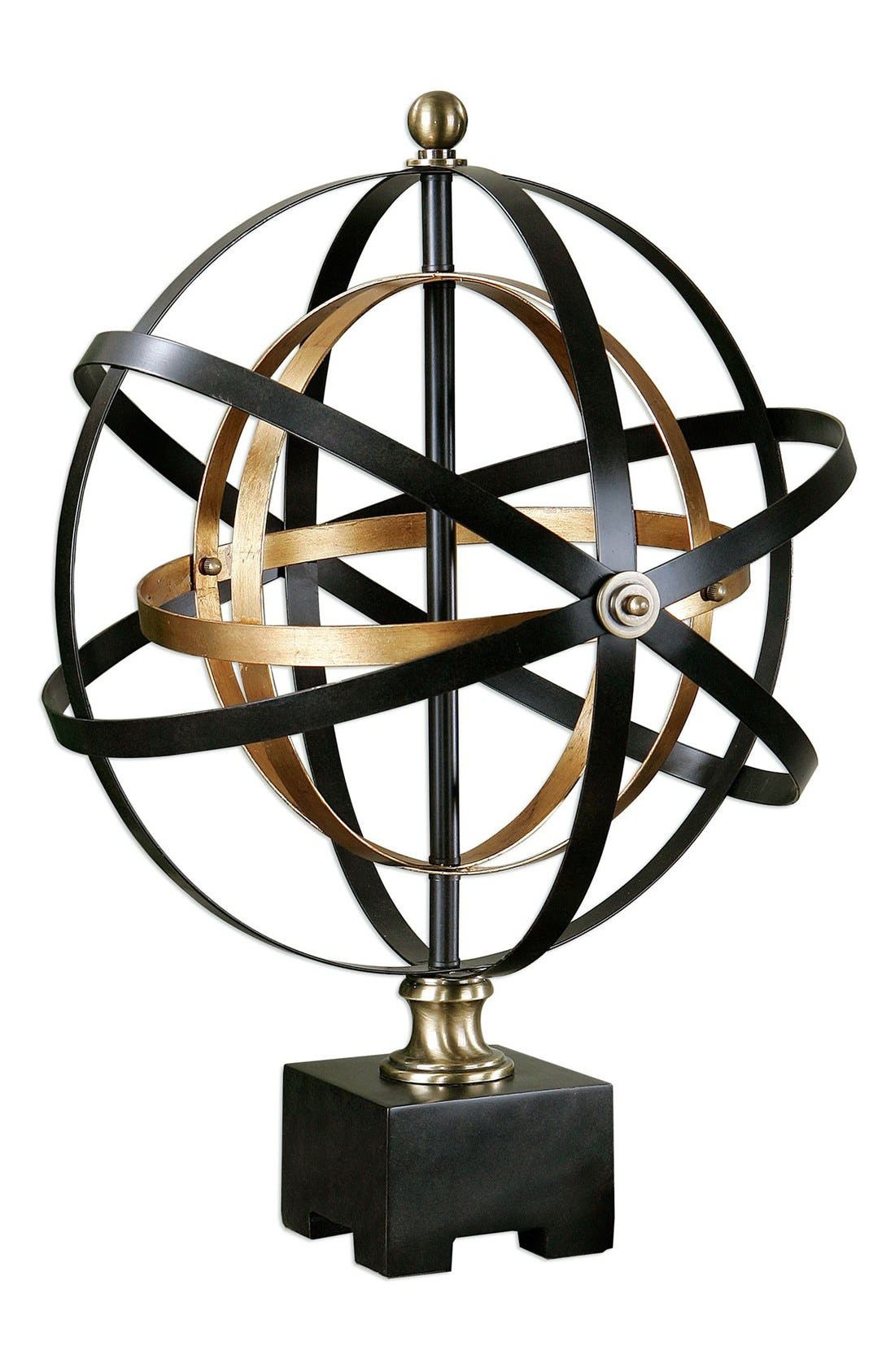 Uttermost Orb Sculpture