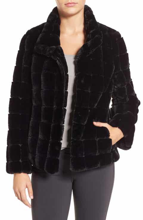 Women S Faux Fur Coats Amp Jackets Nordstrom