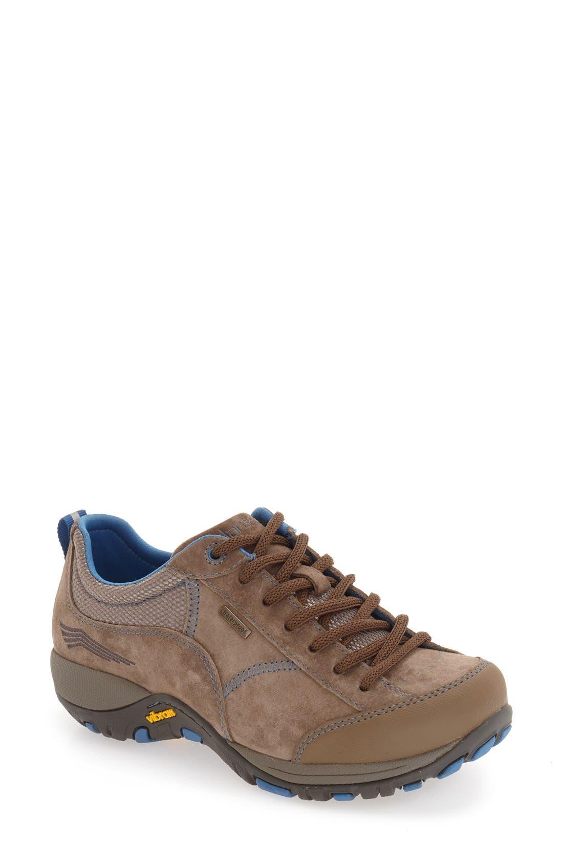 Dansko 'Paisley' Waterproof Sneaker (Women)