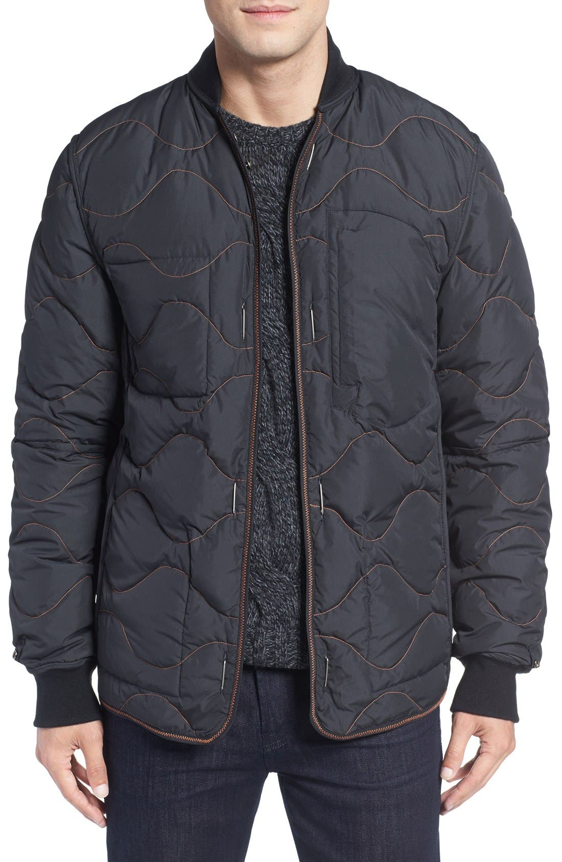 ... parajumpers portland water resistant utility jacket nordstrom