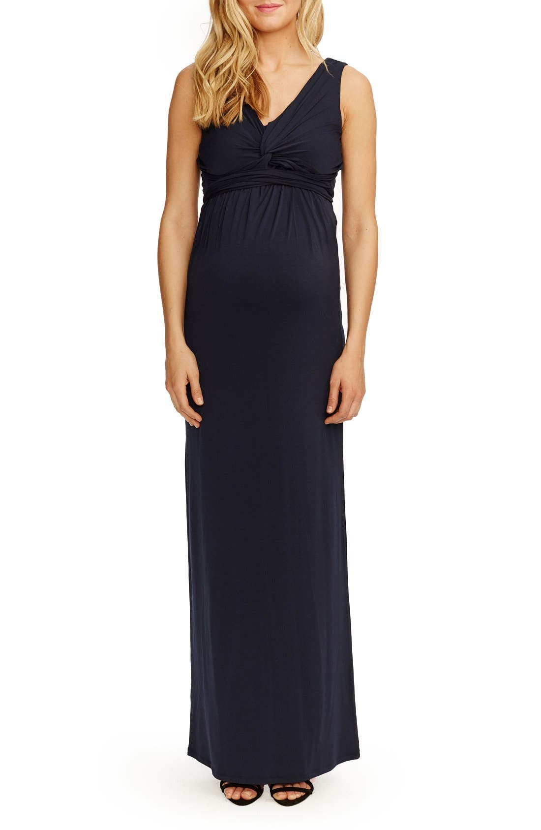 Alternate Image 1 Selected - Rosie Pope Kristina Maxi Maternity Dress