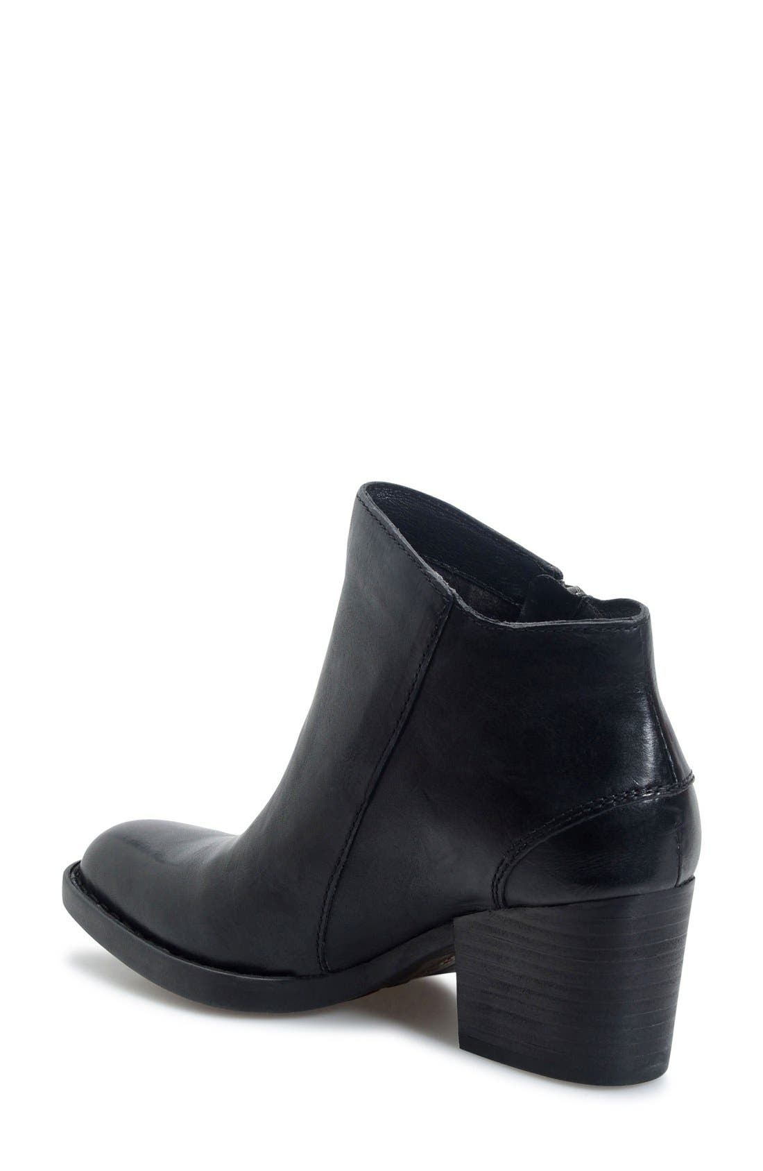 Alternate Image 2  - Børn 'Rowell' Block Heel Bootie (Women)