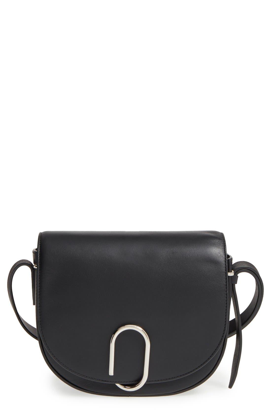3.1 Phillip Lim Alix Leather Saddle Bag
