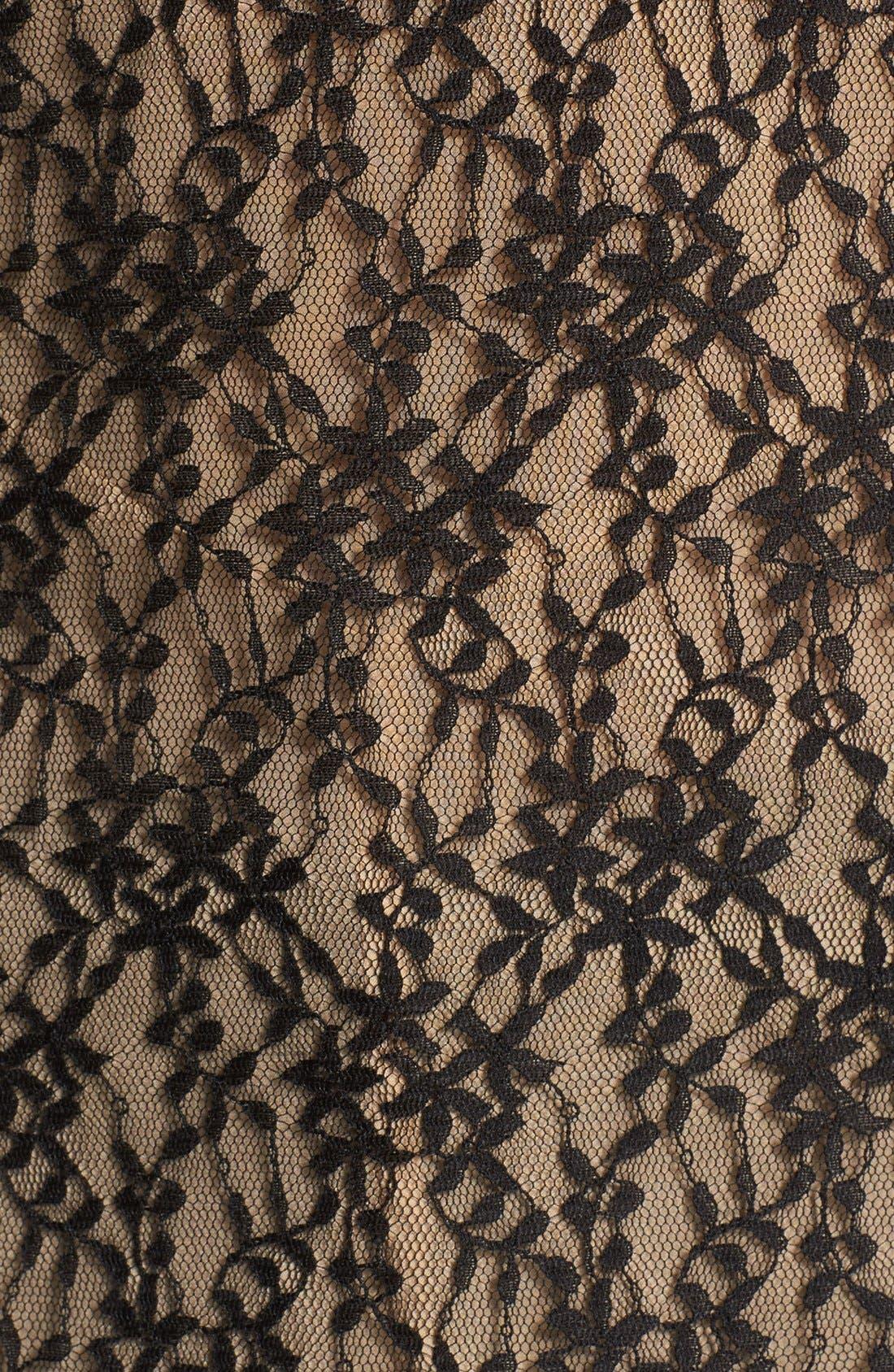 Alternate Image 3  - Alexander Wang Floral Lace Top