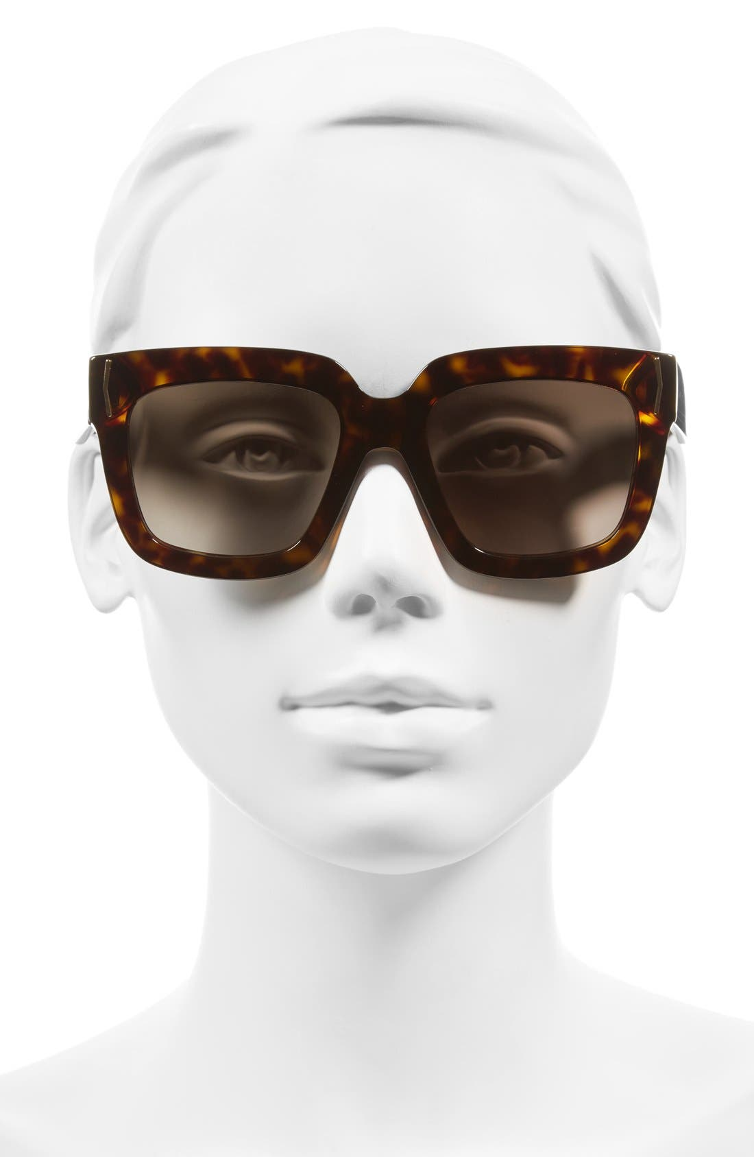 Alternate Image 2  - Givenchy 53mm Sunglasses
