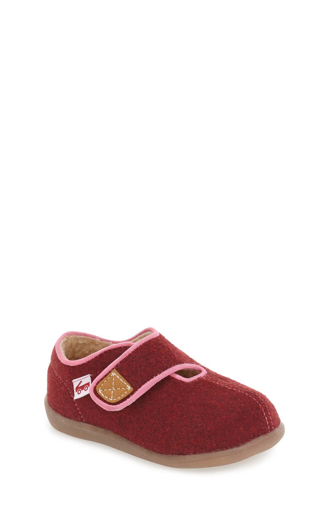 See Kai Run 'Cruz' Slipper (Baby, Walker & Toddler)
