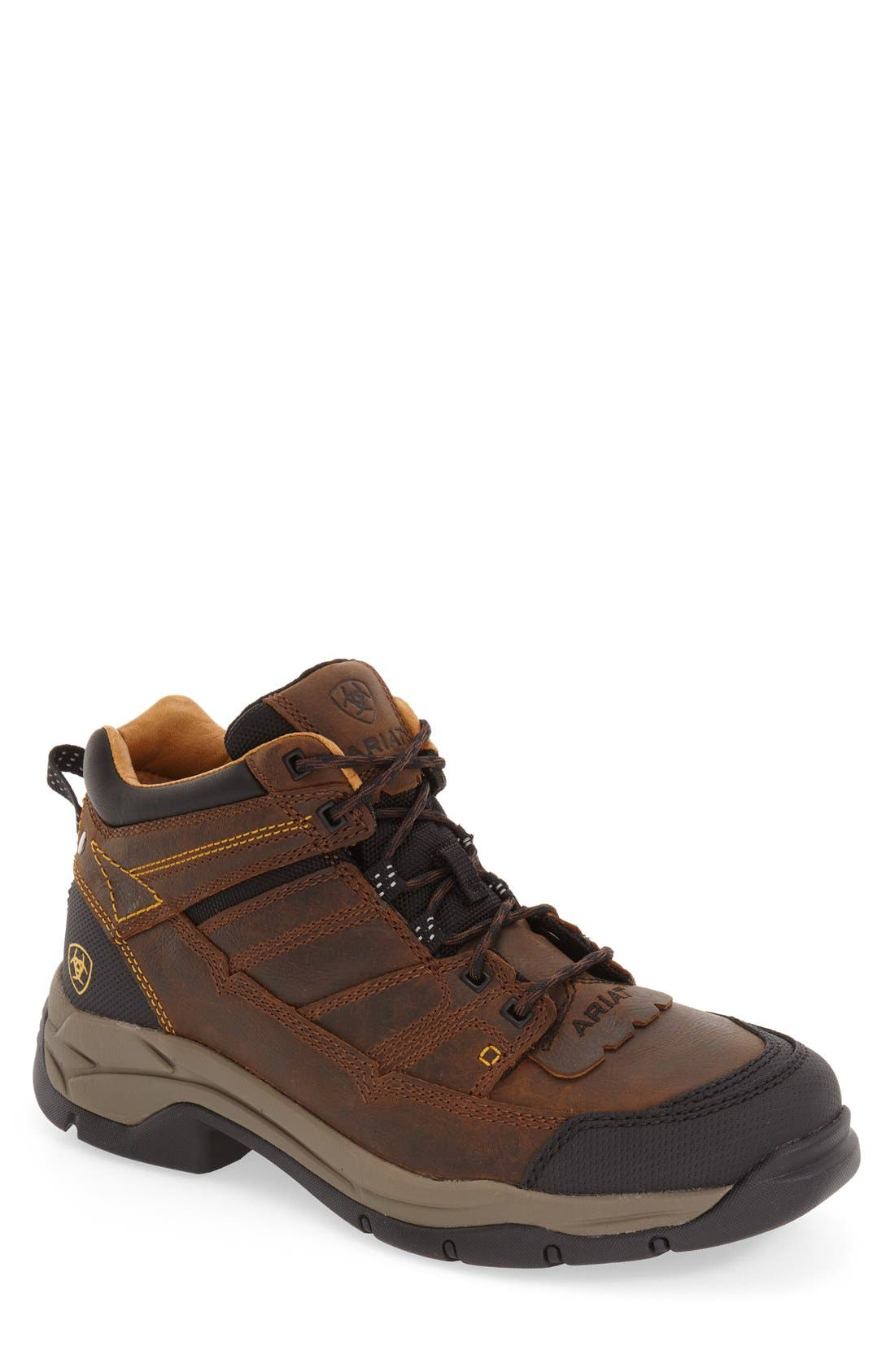 Alternate Image 1 Selected - Ariat 'Terrain Pro' Waterproof Hiking Boot (Men)