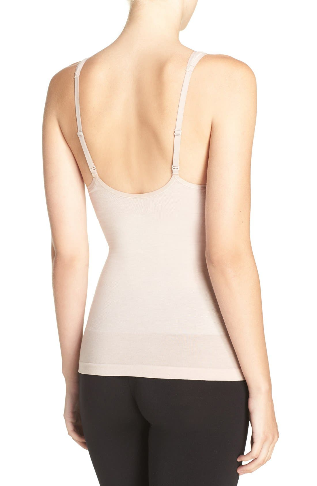 Alternate Image 3  - Yummie Adella Convertible Smoother Camisole (2 for $58)