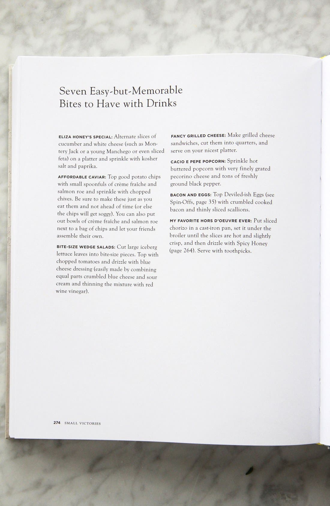 Alternate Image 5  - 'Small Victories - Recipes, Advice + Hundreds of Ideas for Home Cooking Triumphs' Cookbook
