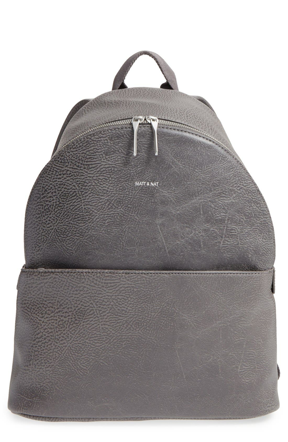 Alternate Image 1 Selected - Matt & Nat 'July' Faux Leather Backpack