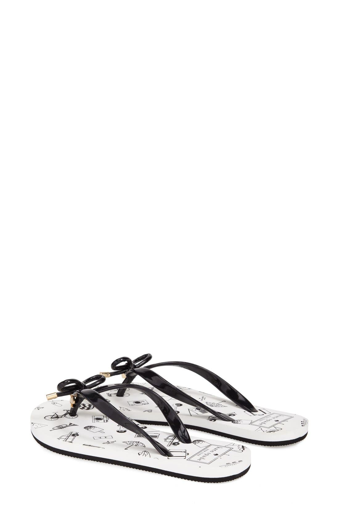 Alternate Image 2  - kate spade new york 'nova' flip flop (Women)