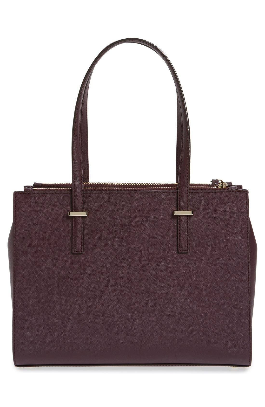 Alternate Image 3  - kate spade new york 'cedar street - small jensen' leather tote
