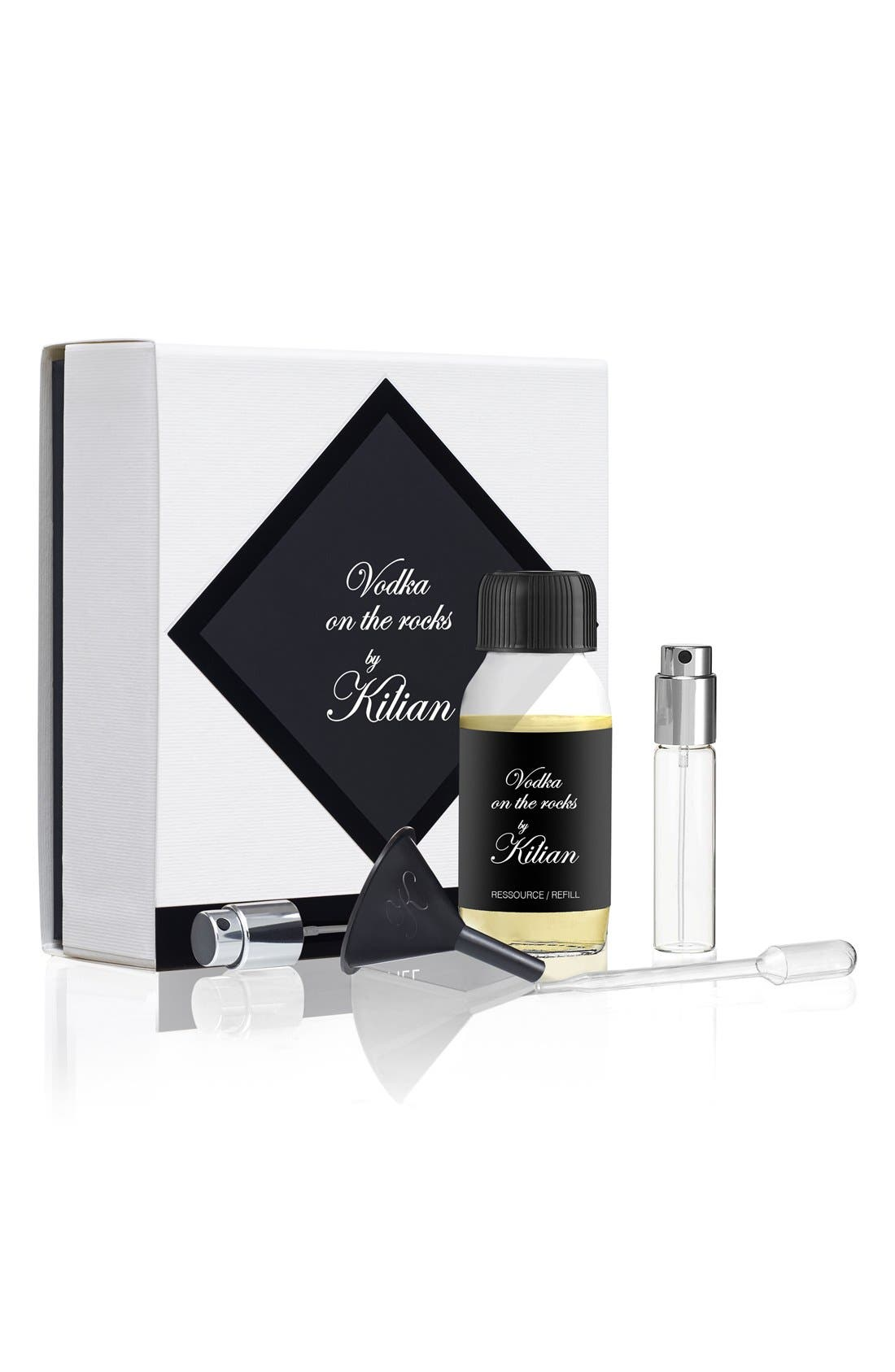 Kilian 'Addictive State of Mind - Vodka on the Rocks' Refill Set